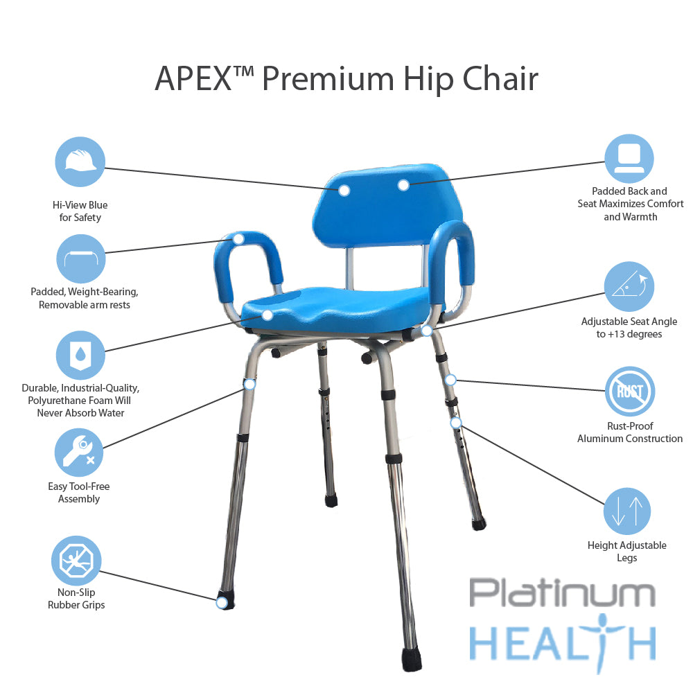 Apex Premium Hip Chair