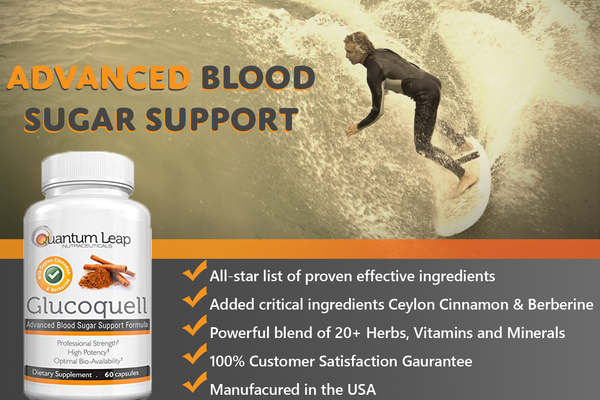 All Nautral Support Blood Sugar