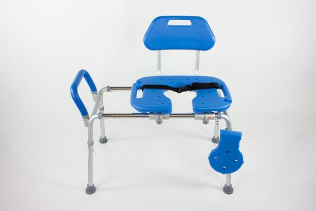 Reconditioned - HydroGlyde Premium Sliding Bath Transfer Bench