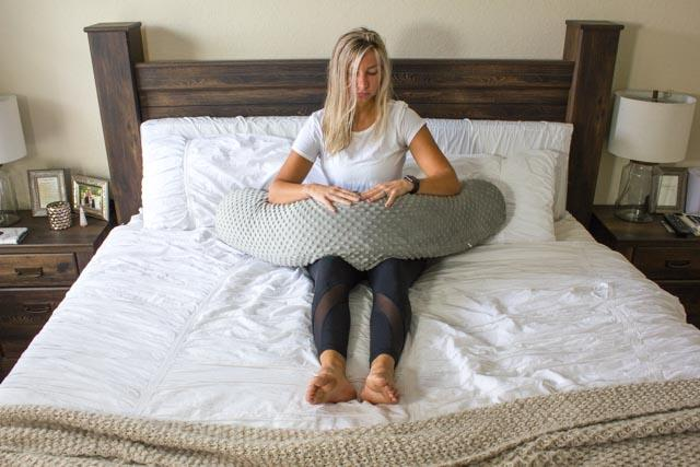 Calmforter Original Weighted Body Pillow