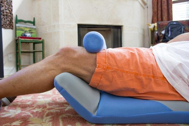 ENERGY SIT-UP MACHINE - elevated knee