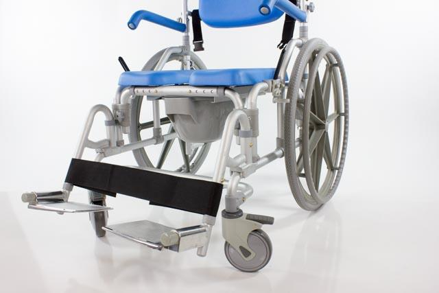 BARIATRIC SHOWER-COMMODE-TRANSPORT CHAIR
