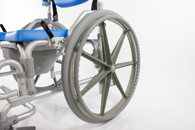 LARGE SELF-PROPELLING WHEELS