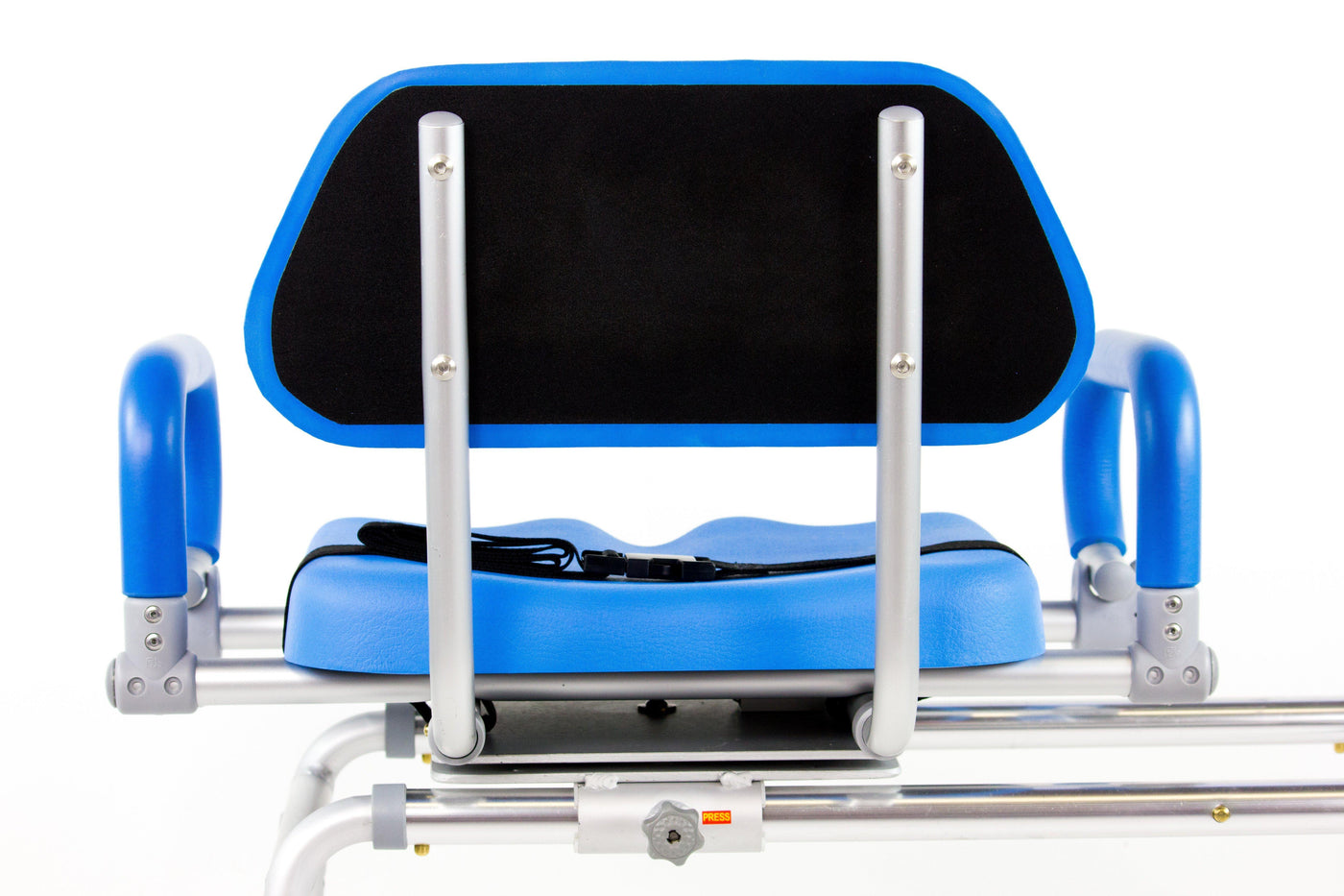Reconditioned - Carousel Sliding Transfer Bench with Swivel Seat ...