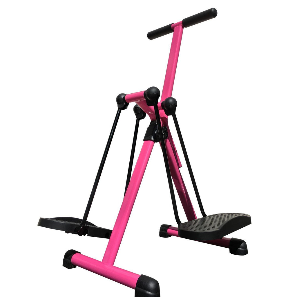 StrydeGlyde Deluxe Seated Elliptical - Pink