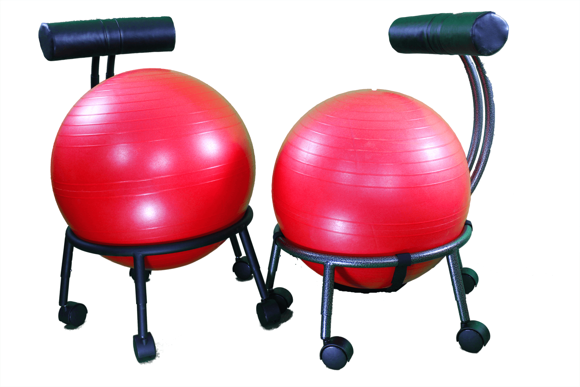 Therapeutic Ball Seat Helps Build a Healthier Back Align the