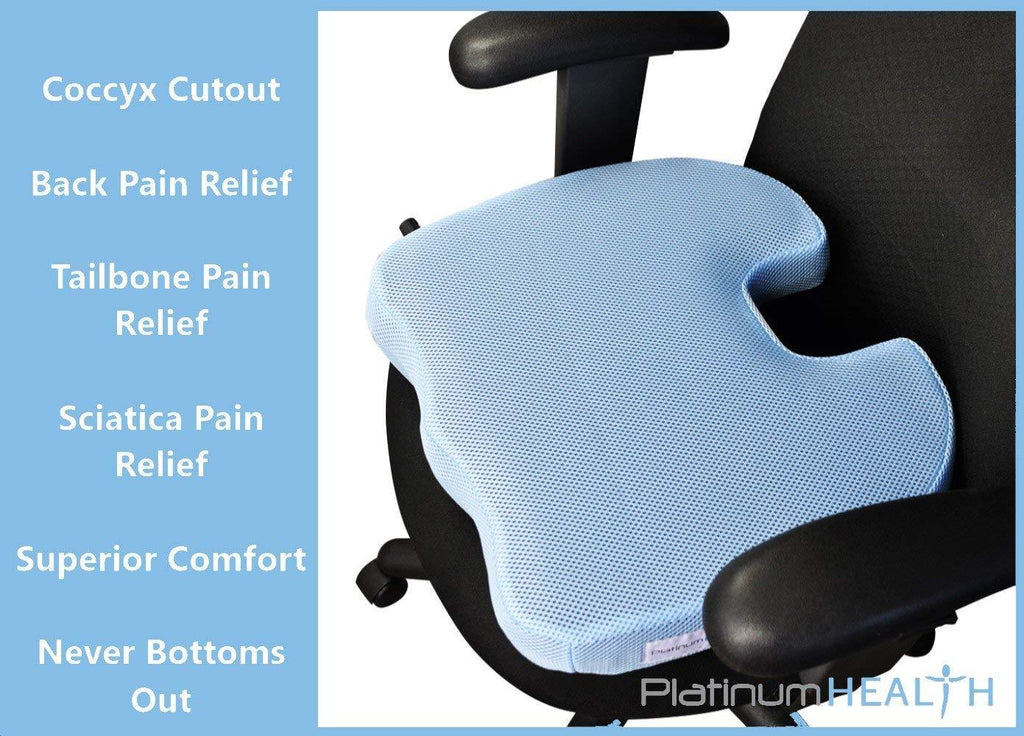 AIR-LOGIC PREMIUM SEAT CUSHION for office chair