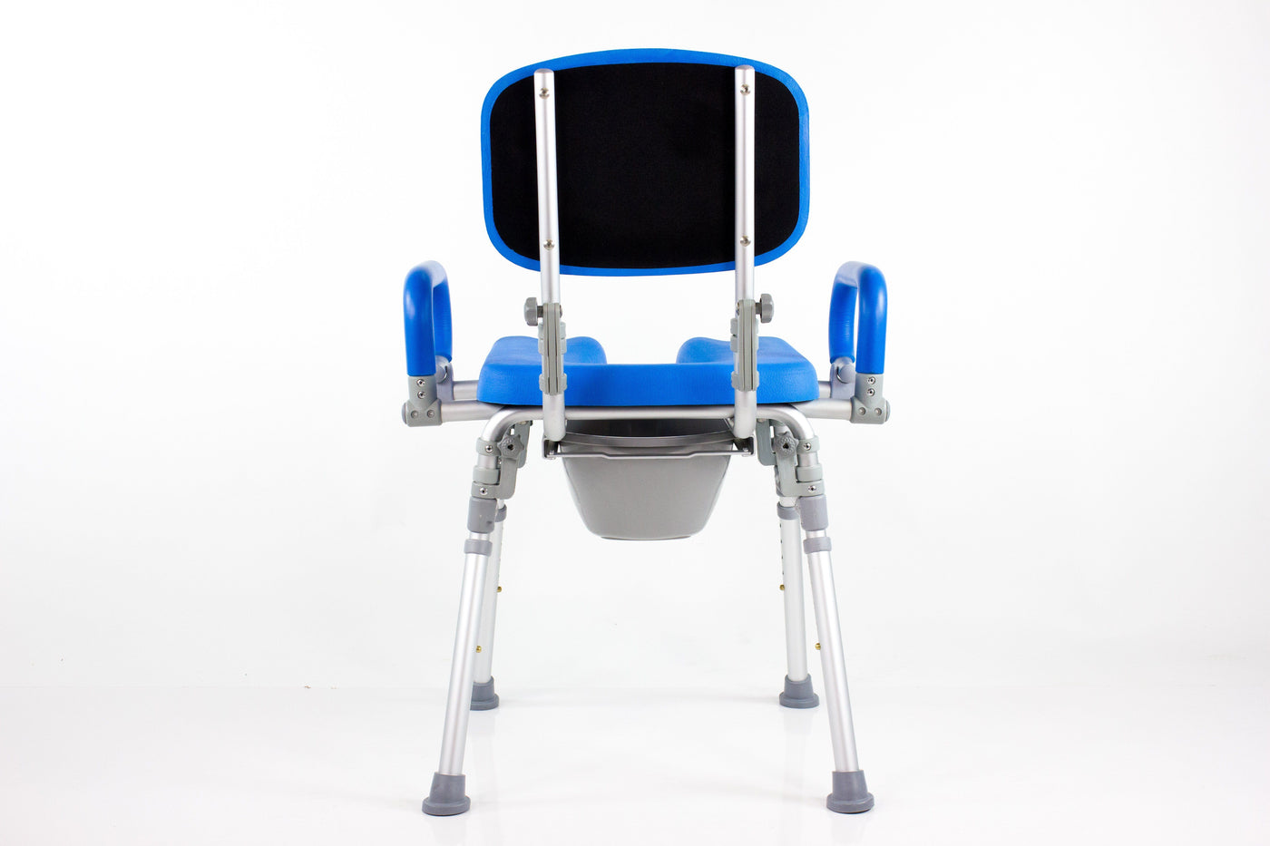 ... Ultracommode Bedside Commode Chair ...  sc 1 st  Platinum Health Group & UltraCommode Voted #1 Most Comfortable Bedside Commode Chair - Soft ...
