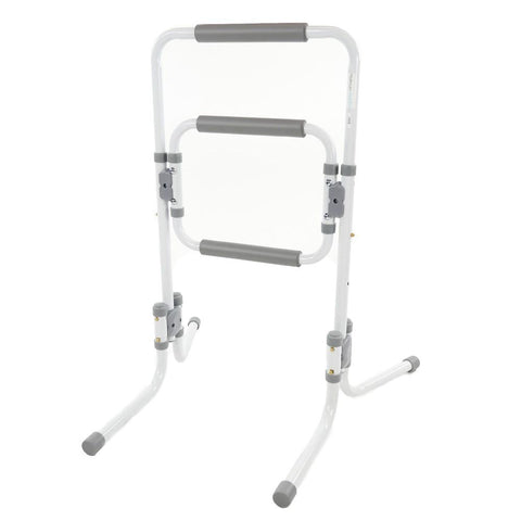GRANDSTAND STANDING AID AND SUPPORT FRAME