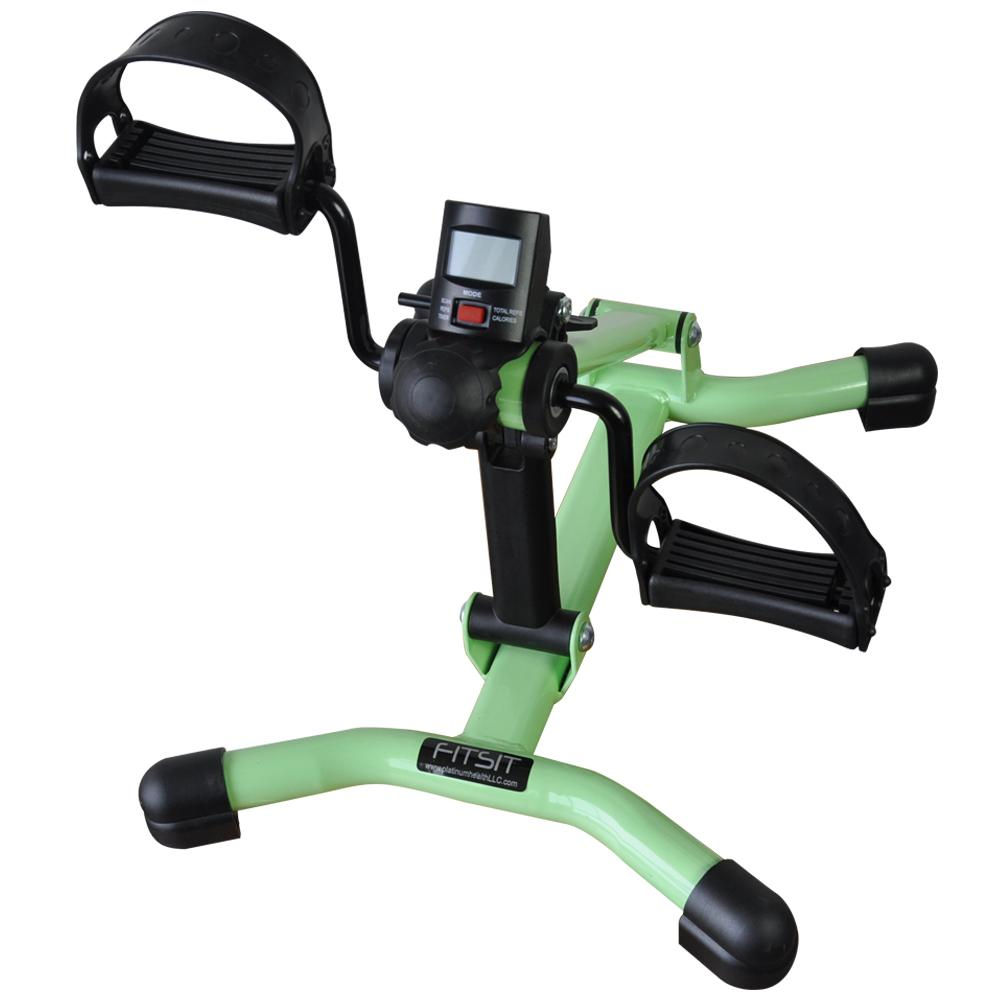 FITSIT DELUXE PEDAL EXERCISER - Green