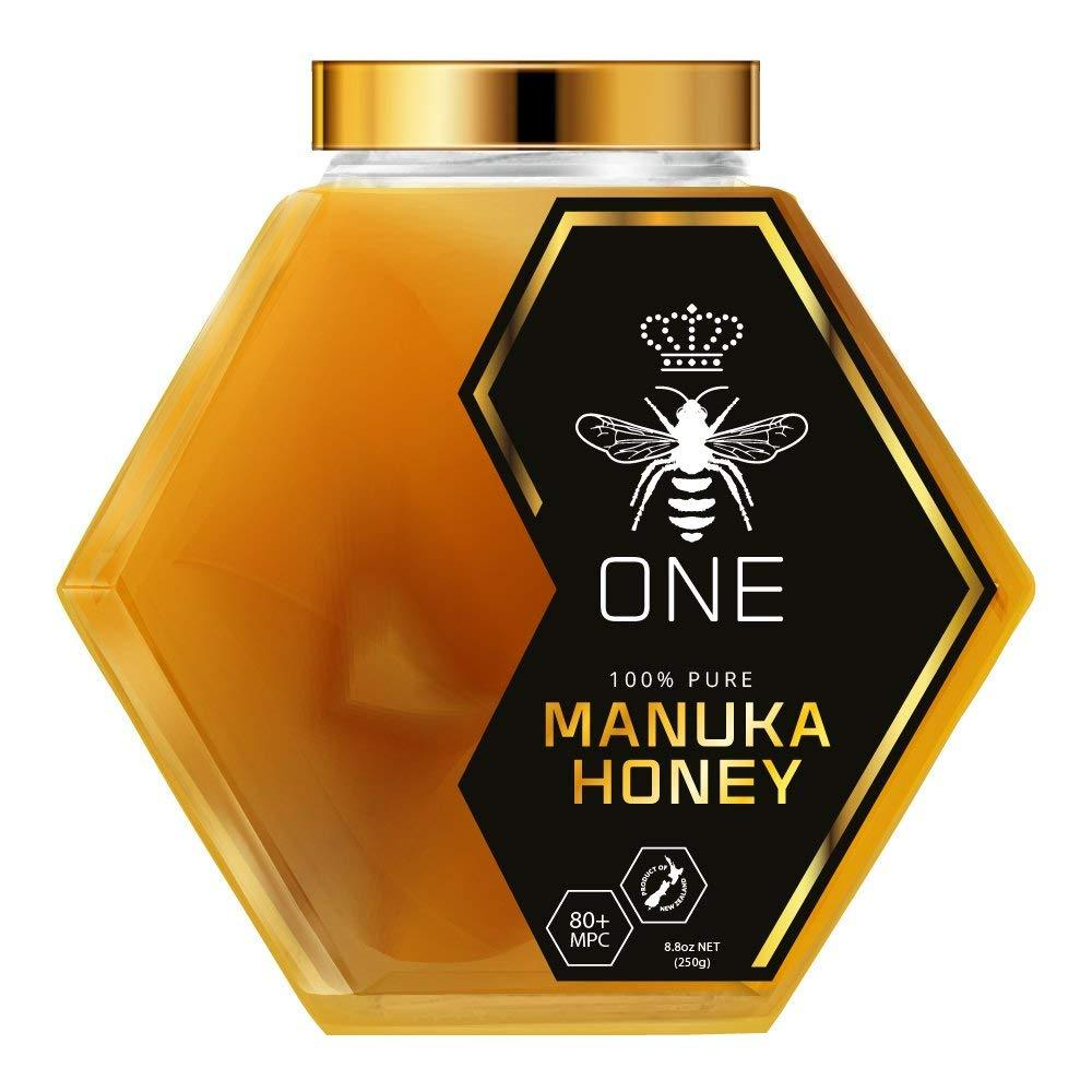 ONE Manuka Honey - 100% Genuine New Zealand Manuka Honey