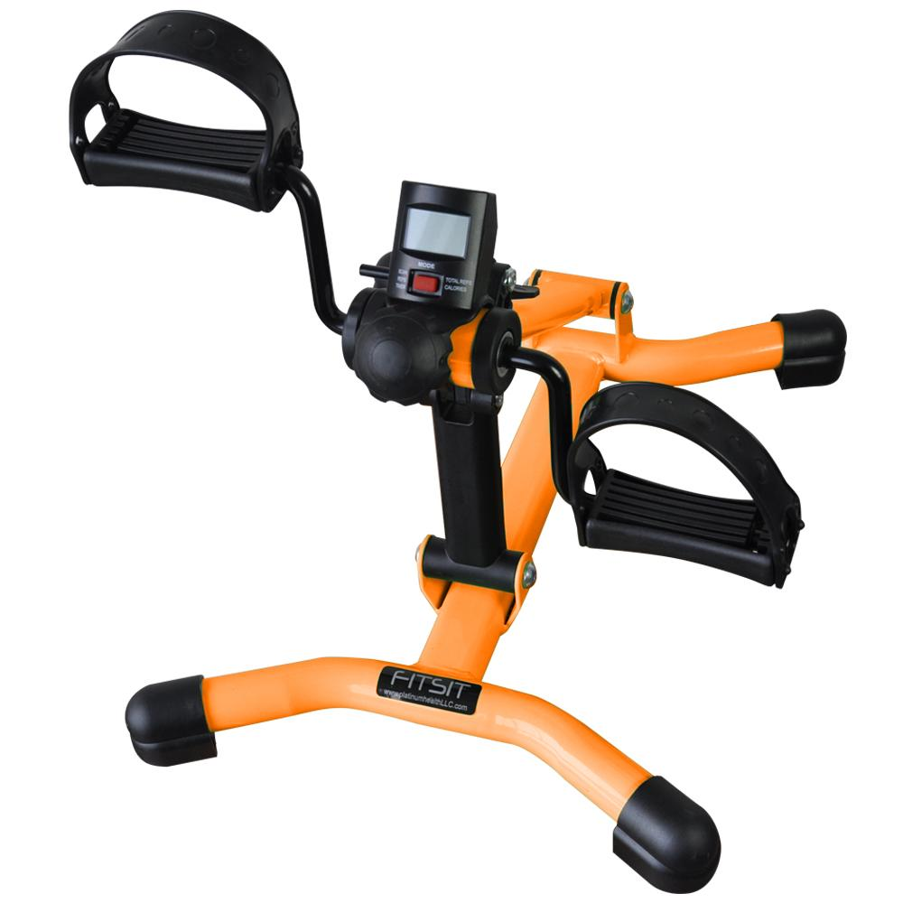 FITSIT DELUXE PEDAL EXERCISER - Orange