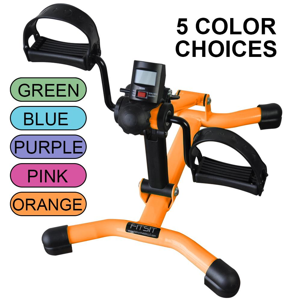 FITSIT DELUXE PEDAL EXERCISER - 5 Color Choices