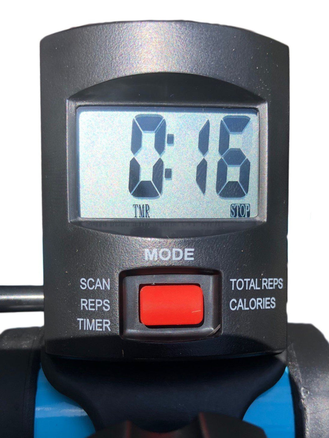 Pedal Exerciser - 5 function LCD display for accurate feedback on all workout parameters