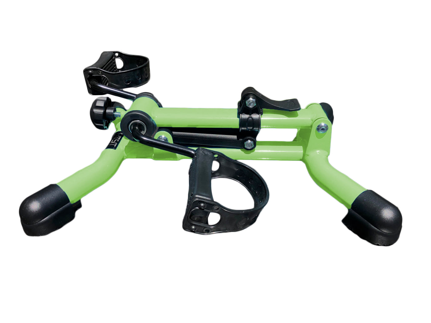 FITSIT DELUXE PEDAL EXERCISER - folding frame - green