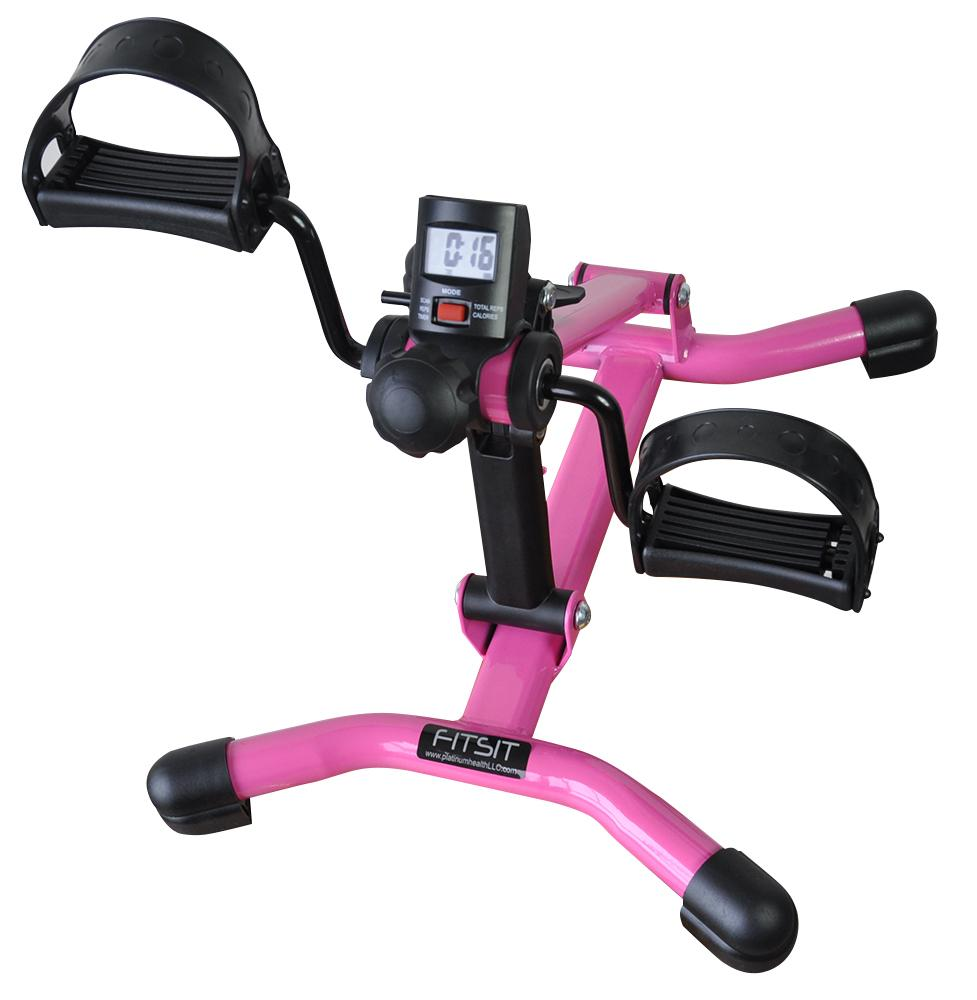 FITSIT DELUXE PEDAL EXERCISER -  Pink