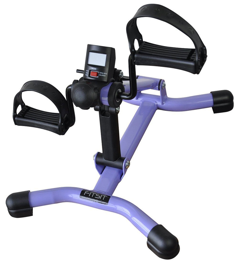 FITSIT DELUXE PEDAL EXERCISER - Purple