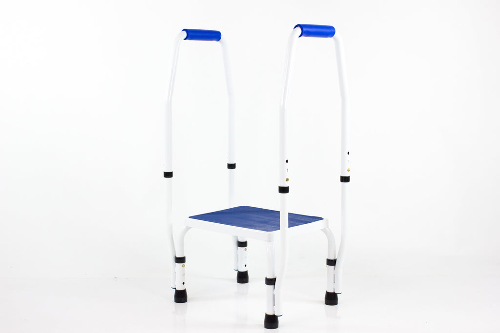 ADJUSTASTEP DOUBLESAFE DELUXE STEP STOOL