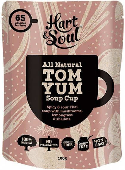 Hart & Soul All Natural Tom Yum Soup (100g)