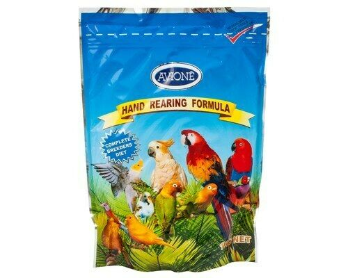 Avione Hand Rearing Complete Breeders Diet Mix 1kg (A0870)