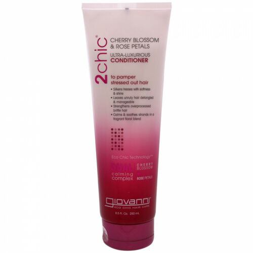 Giovanni Conditioner - 2chic Ultra-Luxurious (Stressed Hair) 250ml Shampoo