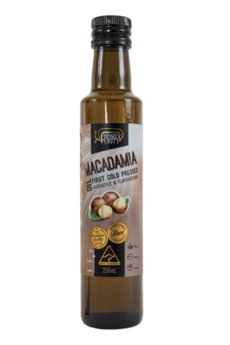 Pressed Purity Macadamia Oil 250ml