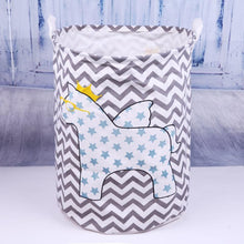 Load image into Gallery viewer, Laundry Basket for Toys Dirty Clothes Storage Basket