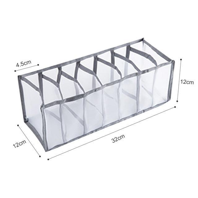 Household Mesh Underwear Socks Storage Box