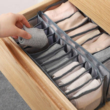 Load image into Gallery viewer, Household Mesh Underwear Socks Storage Box