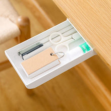 Load image into Gallery viewer, Plastic Memo Pen Organizer Stationery Storage Box