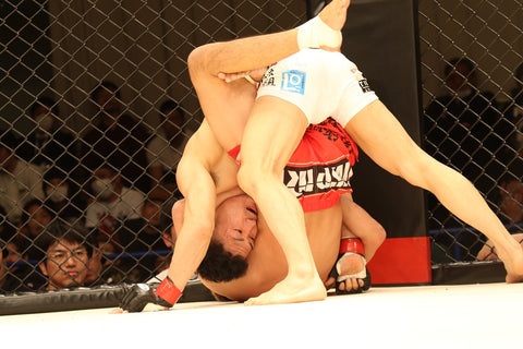 unlucky mma fighters