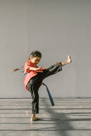 martial arts young age