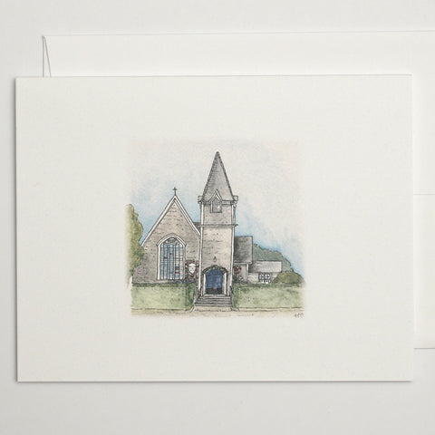 'Sconset Chapel Note Cards