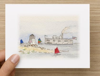 Ferry Note Cards