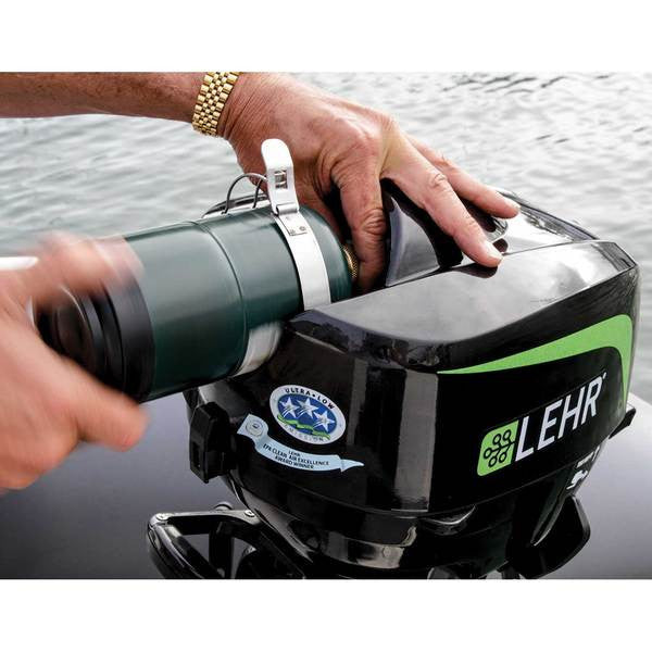 Lehr Outboard Propane Engine