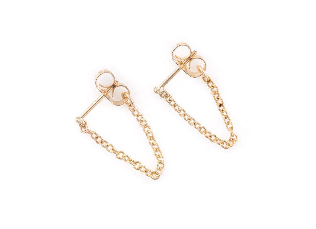 Chain Earring / Short