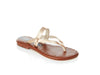 Matt Bernson Rose Gold Love Sandal