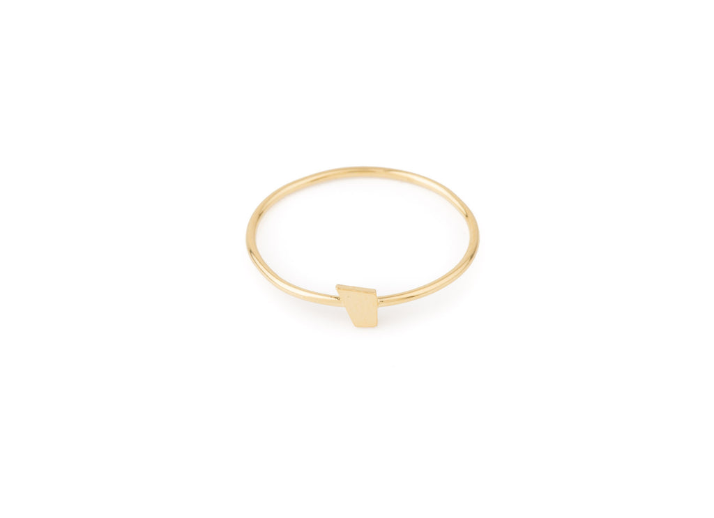Tribeca Stud Ring