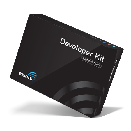 All-in-One BLE Beacon Developer Kit with 3-month Cloud Access