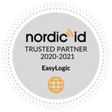 Nordic ID HH83 BARCODE