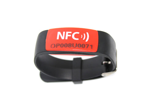 Adjustable Wristband OP008 with Mifare 1k NXP chip