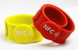Clip on Wristband OP025 with NTAG213 chip