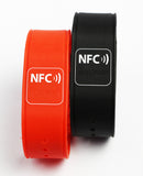 Adjustable Wristband OP037 with ISO14443 1k chip