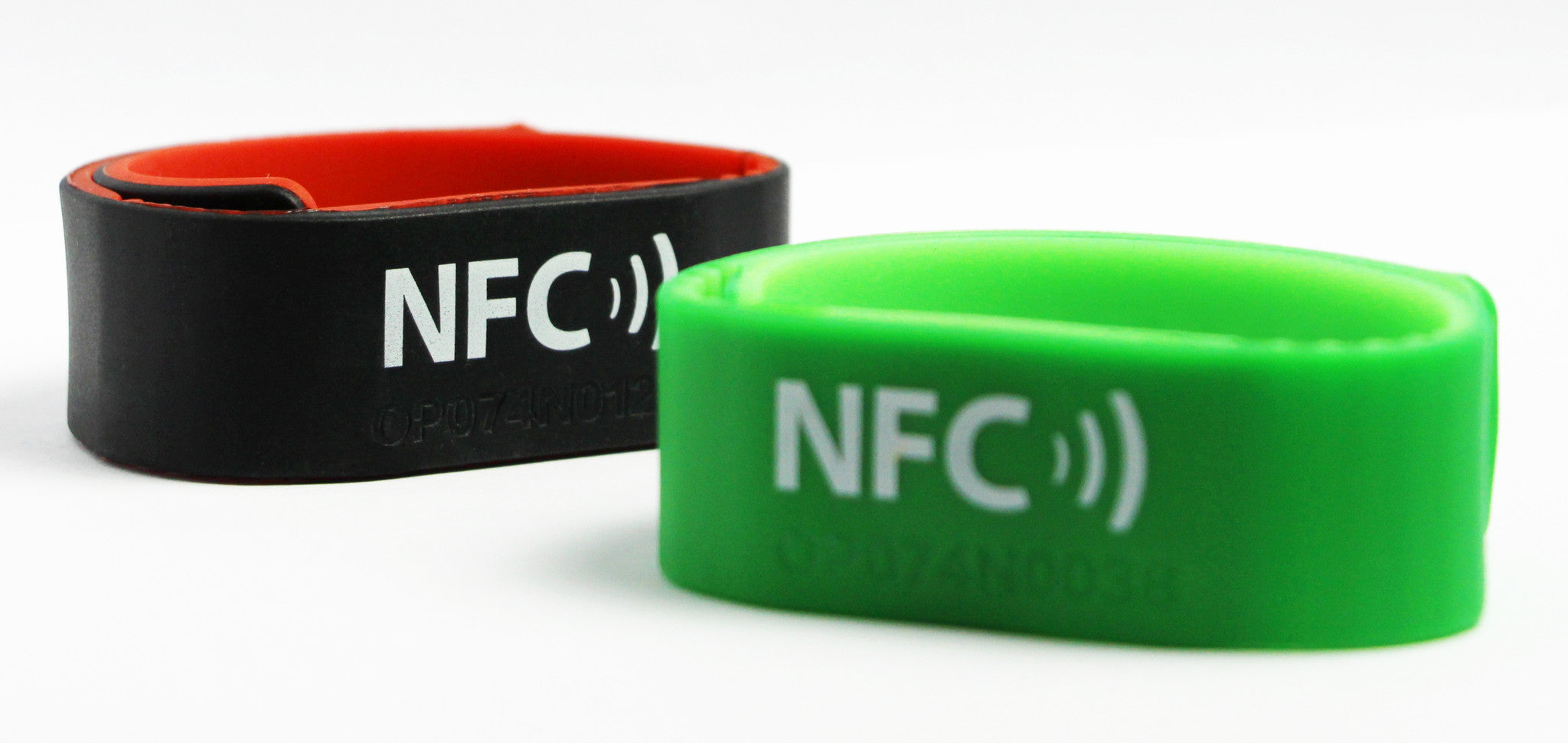 Adjustable Wristband OP074 with NTAG213 chip