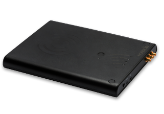 Nordic ID Sampo S1 UHF RFID Reader - One Series, with integrated antenna