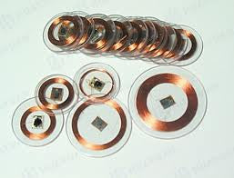 HID Clear Disc Mifare 1K