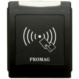 Promag ER-755-10 RFID reader, 13.56 MHz (Mifare), Time Recording, Access control, Ethernet, POE