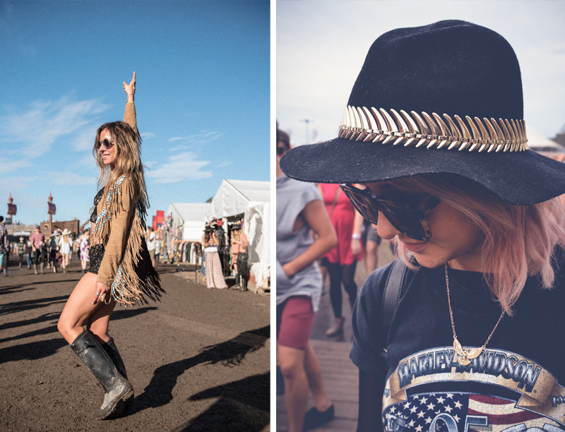 Music Festival Style Guide 2016 GLO TATTS