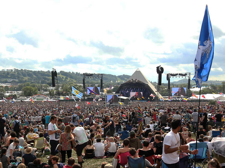 glastonbury music festival best festivals top 5