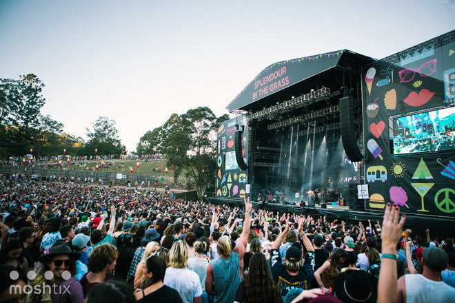splendour in the grass top music festival